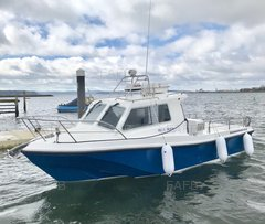 Offshore 25 long cabin - Volvo Penta D4 260hp - Very Little use - Blue Moon  - ID:101200